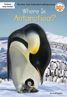 Where Is Antarctica?