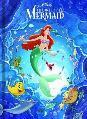 Disney Princess - The Little Mermaid: Magic Readers