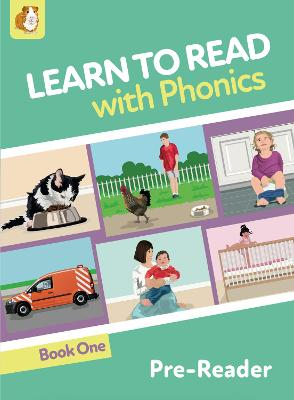 Learn To Read With Phonics Pre Reader Book 1