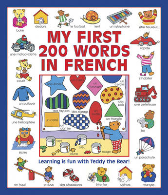 My First 200 Words in French (giant Size)
