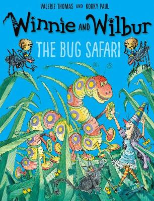 Winnie and Wilbur: The Bug Safari