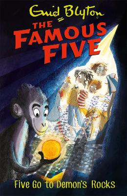 Famous Five: Five Go To Demon's Rocks: Book 19