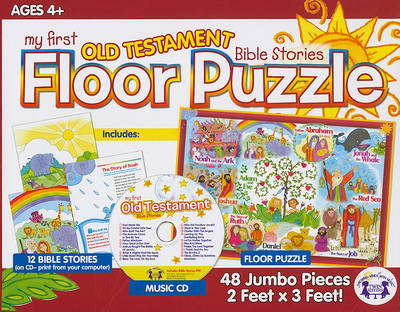 My First Old Testament Bible Stories Floor Puzzle