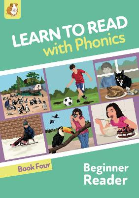Learn To Read With Phonics Book 4