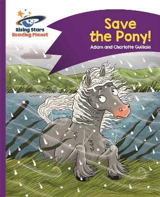 Reading Planet - Save the Pony! - Purple: Comet Street Kids