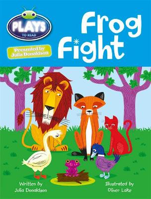 Julia Donaldson Plays Orange/1A Frog Fight 6-pack