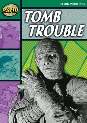 Rapid Stage 5 Set B: Tomb Trouble (Series 1)
