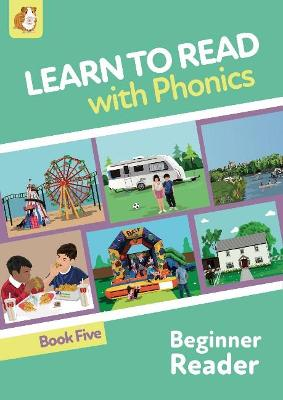Learn To Read With Phonics Book 5