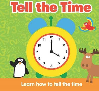 Tell the Time Book & Jigsaw Set