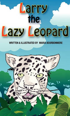 Larry the Lazy Leopard