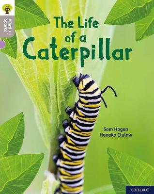 Oxford Reading Tree Word Sparks: Level 1: The Life of a Caterpillar