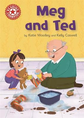 Reading Champion: Meg and Ted: Independent Reading Red 2