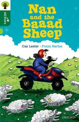 Oxford Reading Tree All Stars: Oxford Level 12                                : Nan and the Baaad Sheep