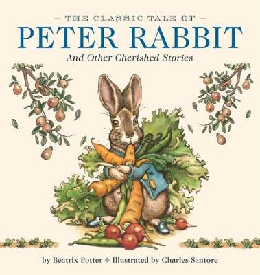 The Peter Rabbit Oversized Padded Board Book: The Classic Edition