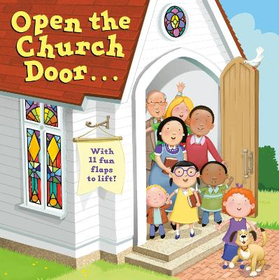 Open The Church Door