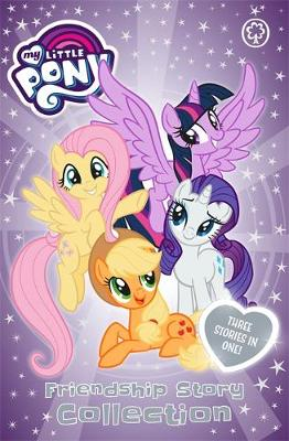 My Little Pony: My Little Pony Friendship Story Collection: 3-Books-in-1 includes Fluttershy and the Furry Friends Fair; Rarity and the Curious Case of Charity; Applejack and the Secret Diary Switcheroo