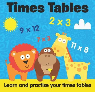 Times Tables Book & Jigsaw Set