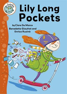 Tadpoles: Lily Long Pockets