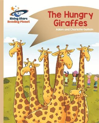 Reading Planet - The Hungry Giraffes - Gold: Comet Street Kids