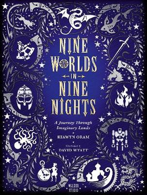 Nine Worlds in Nine Nights: A Journey Through Imaginary Lands