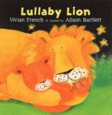 Lullaby Lion Board Book
