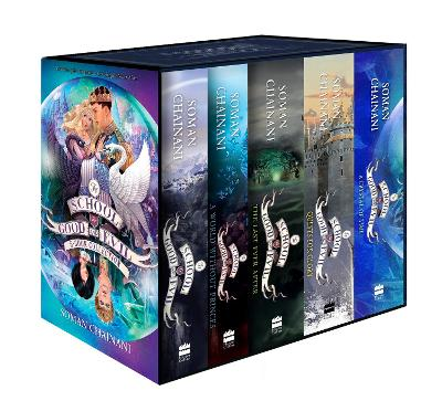 The School for Good and Evil Collection (Books 1-5)