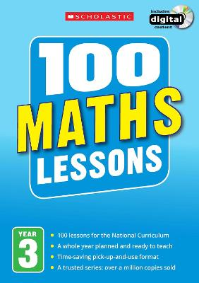 100 Maths Lessons: Year 3