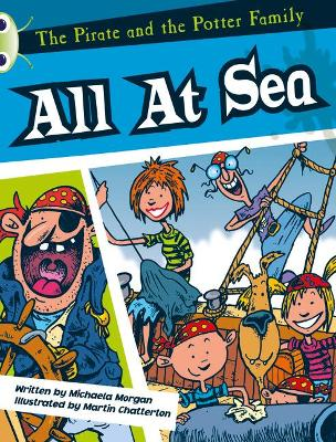 The The Pirate and the Potter Family: All at Sea