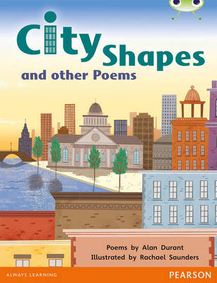 Bug Club Green City Shapes and Other Poems 6-pack