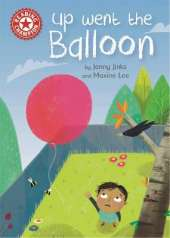 Reading Champion: Up Went the Balloon: Independent Reading Red 2