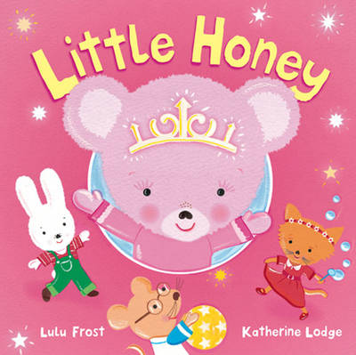 Little Honey Mini Board Book