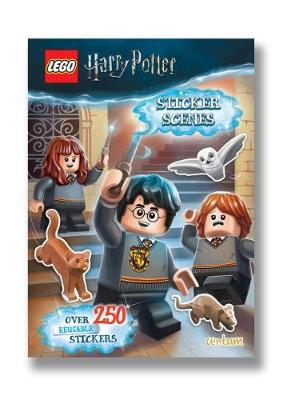 Lego - Harry Potter - Sticker Scene Book