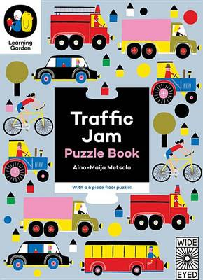 Traffic Jam: Puzzle Book - With a 6 Piece Floor Puzzle!