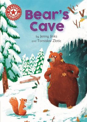 Reading Champion: Bear's Cave: Independent Reading Red 2