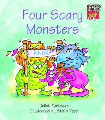 Four Scary Monsters