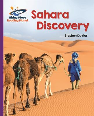 Reading Planet - Sahara Discovery - Purple: Galaxy