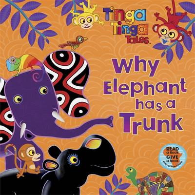 Why Elephant Has a Trunk