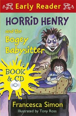 Horrid Henry and the Bogey Babysitter: Book 24