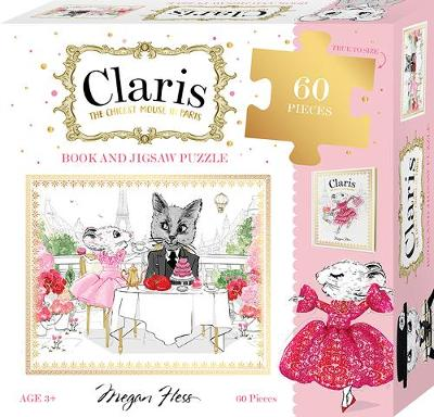 Claris: Book and Jigsaw Puzzle Set: Claris: The Chicest Mouse in Paris