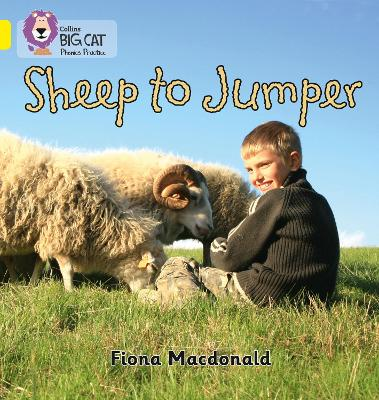 Sheep to Jumper: Band 03/Yellow