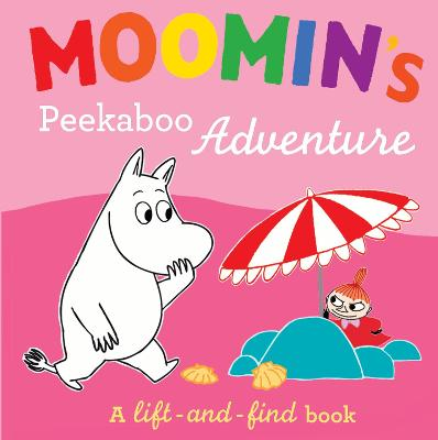Moomin's Peekaboo Adventure: A Lift-and-Find Book