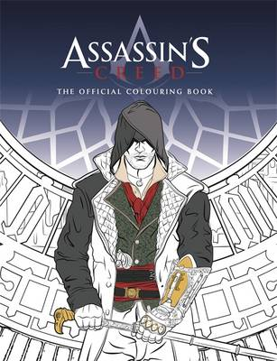 Assassin's Creed Colouring Book: The Official Colouring Book