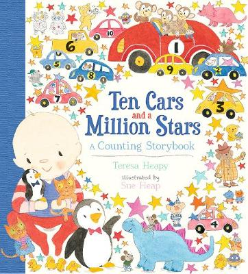 Ten Cars and a Million Stars: A Counting Storybook