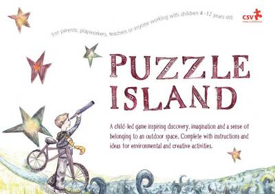Puzzle Island: A child-led game inspiring discovery, imagination and a sense of belonging to an outdoor space.