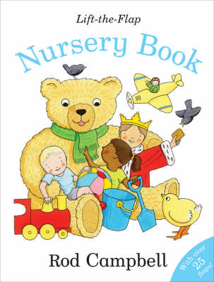 Lift-the-flap Nursery Book