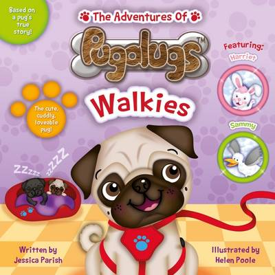 The Adventures of Pugalugs: Walkies