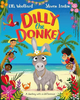 Dilly the Donkey