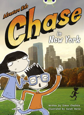 Bug Club Orange A/1A Adventure Kids: Chase in New York 6-pack