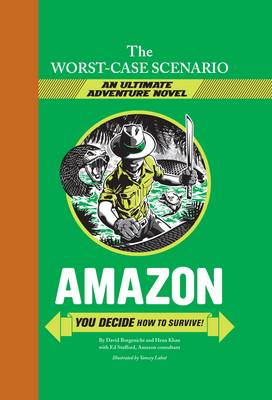 Worst Case Scenario: an Ultimate Adventure Novel Amazon