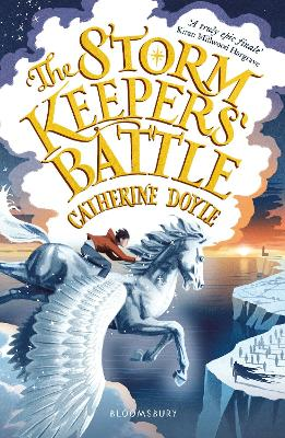 The Storm Keepers' Battle: Storm Keeper Trilogy 3